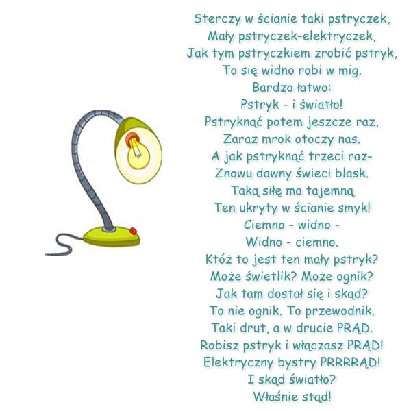 Wiersz Pstryczek Autor J Tuwim