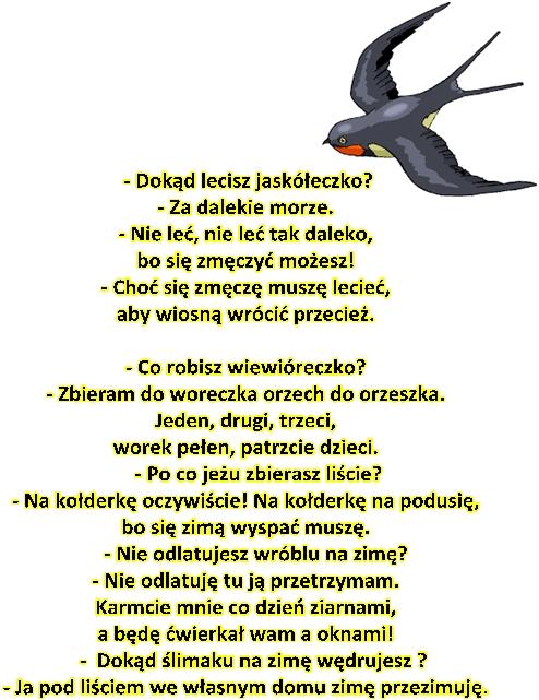 Wiersz Pt Przed Zimą Autor T Fiutowska